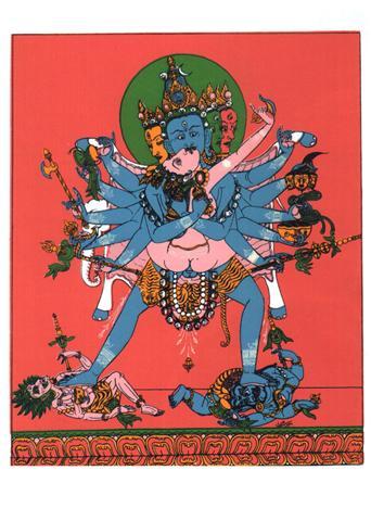 HERUKA CARD