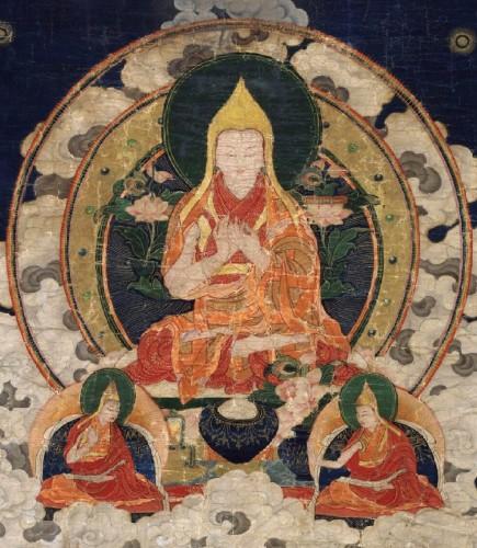 18 tsongkhapa