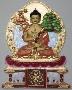 Buddha Sribhadra