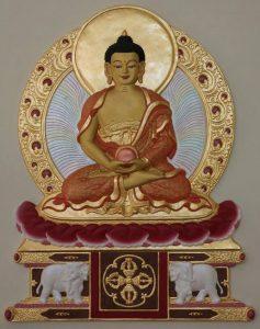Buddha Anantatejas