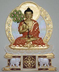 Buddha Asokasri