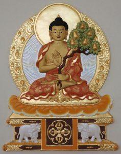 Buddha Kusumasri