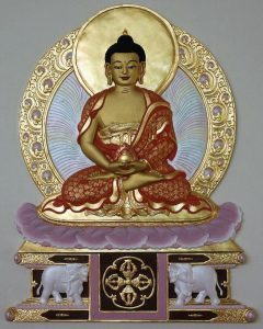 Buddha Dhanasri