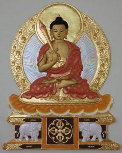 Buddha Smrtisri