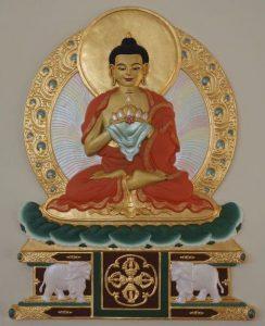 Buddha Suparikrititanamaghepasri