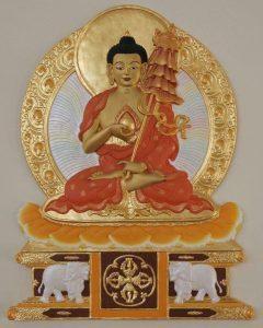 Buddha Indraketudhvajaraja