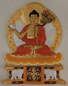 Buddha Samantavabhasavyuhasri