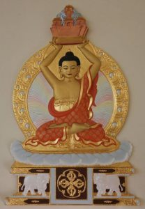Buddha Ratnapadmasupratisthitasailendraja